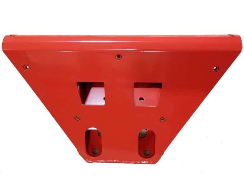 Maverick X Moab Bulkhead Can Am Red