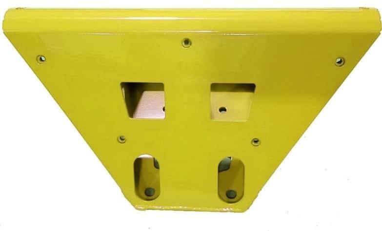 Maverick X Moab Bulkhead Yellow