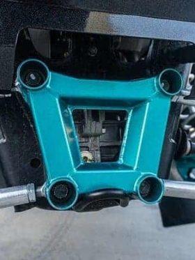 Polaris Rzr Turbo S Radius Rod Bulkhead