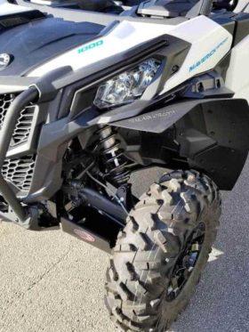 Can-am Maverick Sport Fender Extension Mud Flaps
