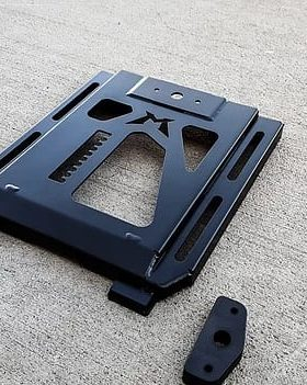 Polaris Rzr Xp Series Seat Base