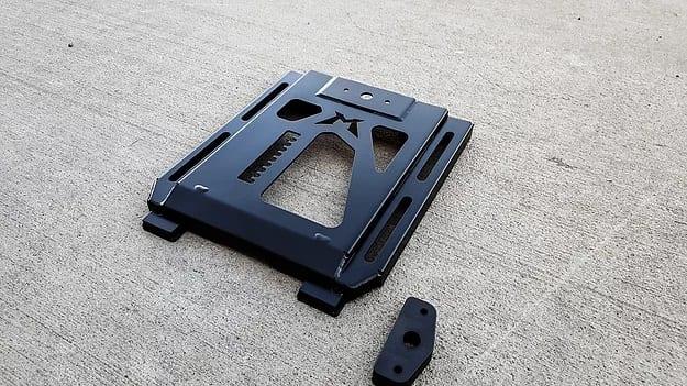 Polaris Rzr Xp Series Seat Base