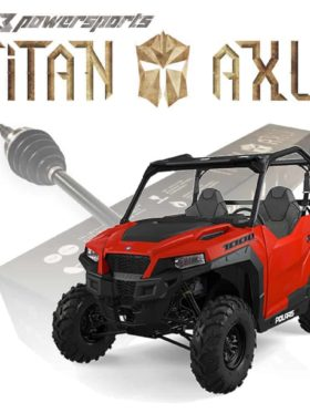 Polaris General Axles, Titan Edition