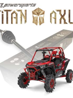 Polaris Rzr Xp 1000 Highlifter Axles