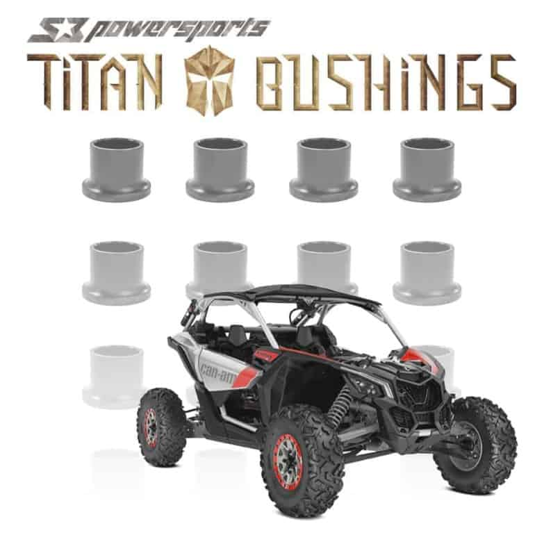 Can-am Maverick X3 A-arm Bushing Kit