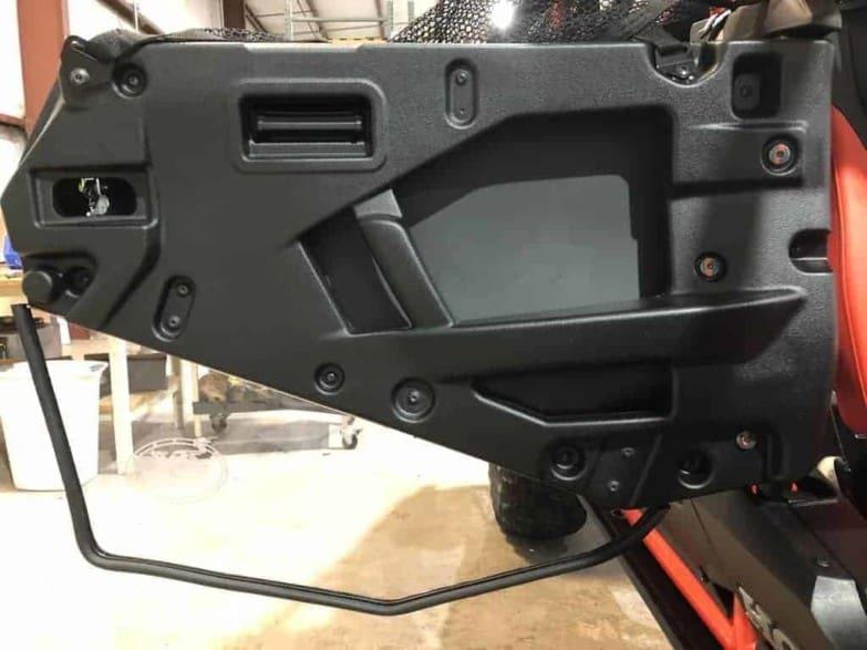 Honda Talon 1000x-4 Lower Doors Inserts