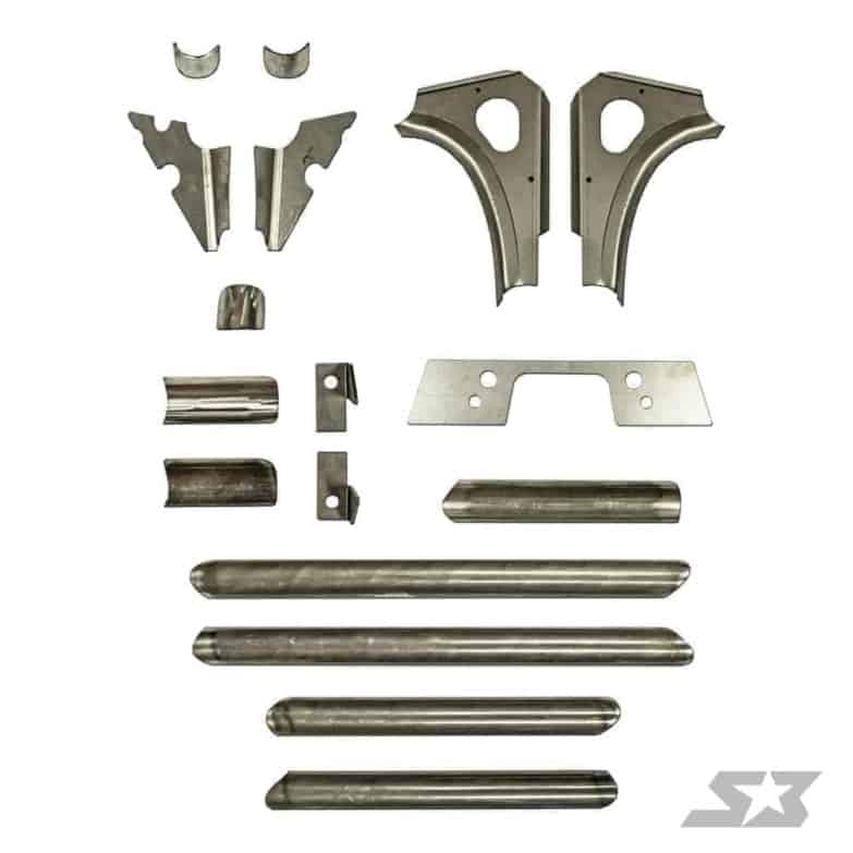Can-am Maverick X3 Chassis Weld-in Gusset Kit