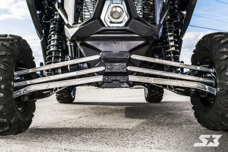 Can-am Maverick X3 64″ Hd High Clearance Billet Radius Rod Set
