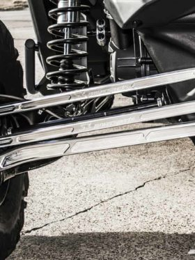 Can-am Maverick X3 64″ Hd High Clearance Billet Radius Rod Set
