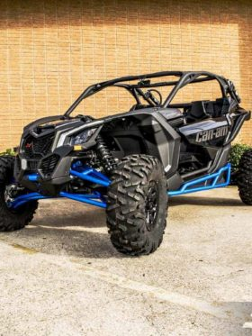 Can-am Maverick X3 Hd High Clearance A-arm 72″ Set