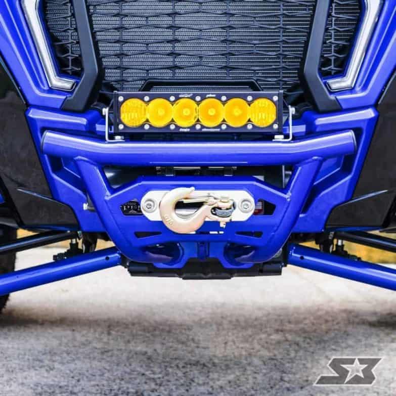 Polaris Rzr Xp Turbo S Front Winch Bumper