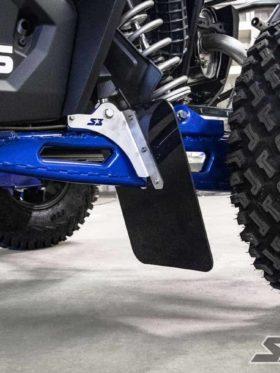 Polaris Rzr Xp Turbo S Trailing Arm Mud Guards