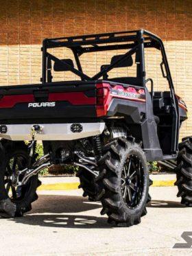 Polaris Ranger Rear Winch Bumper **new Body Style**