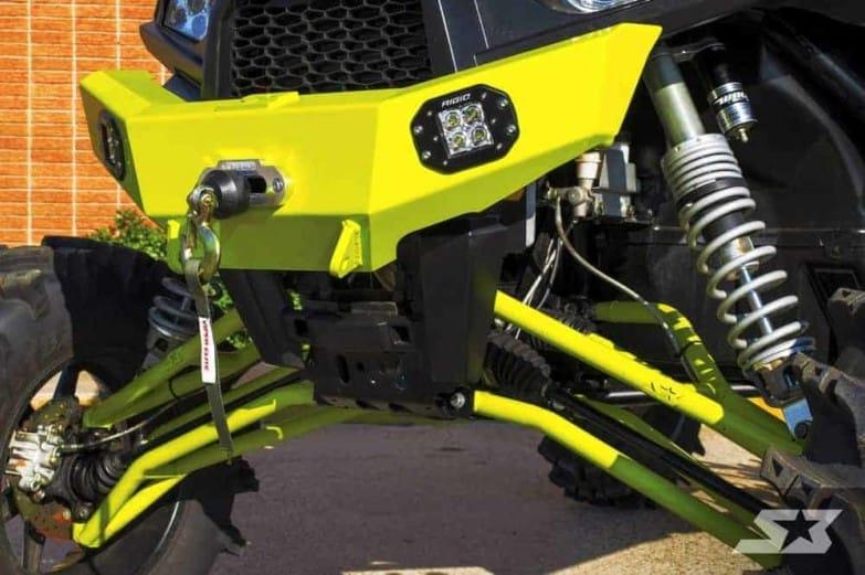 Polaris Rzr Xp 1000 Front Winch Bumper