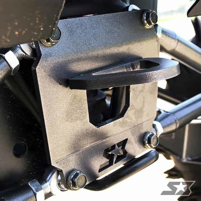 Polaris Rzr Xp Radius Rod Pull Plate