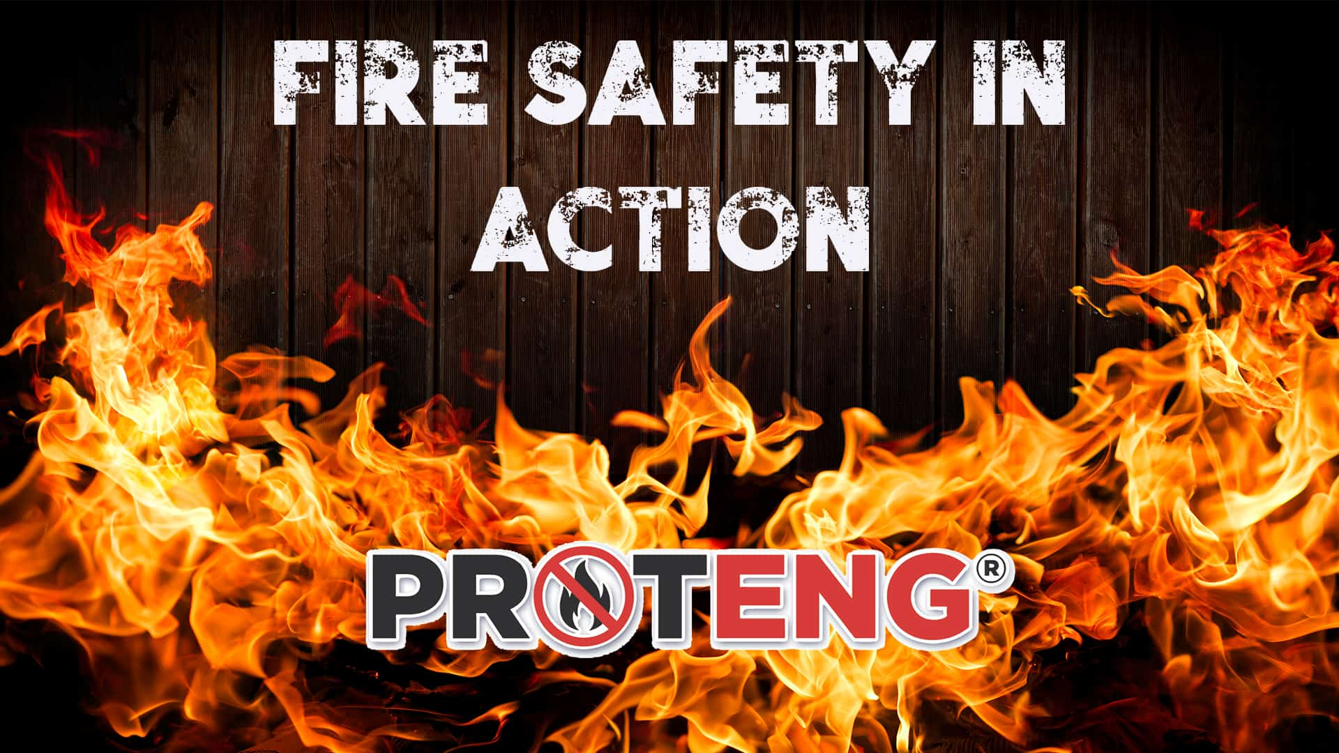 Proteng UTV Fire Suppression system in action