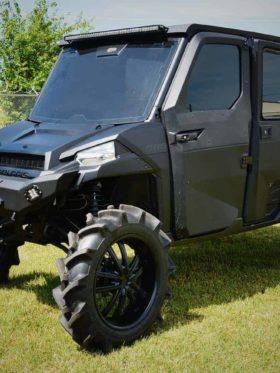 Polaris Ranger Front Winch Bumper