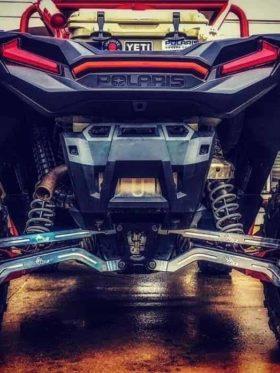 Polaris Rzr Xp Series Radius Rods Set