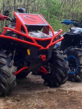 Can-am Outlander/renegade Hc Arched Lower A-arms