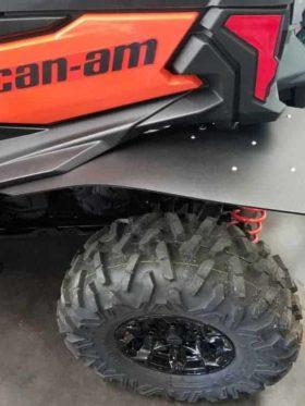 Can-am Maverick Sport Mud Flap Fender Extensions