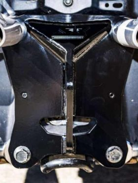 Polaris Rzr Pro Xp Radius Rod Pull Plate