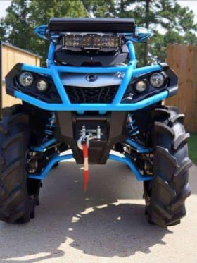 ATV Light Mounts
