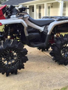 Can-am Renegade/outlander 6″ Lift Kit