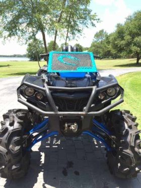 Can-am Outlander Radiator Relocate Kit