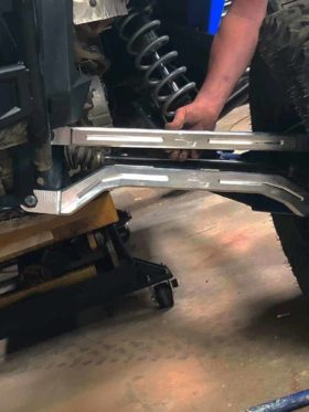 Polaris Rzr Xp Turbo S Hc Radius Rods Set