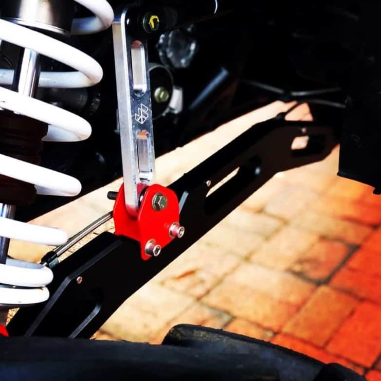 C D D Sway Bar Link And Arm