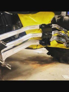 Can-am Maverick X3 64″ Hc Radius Rod Set
