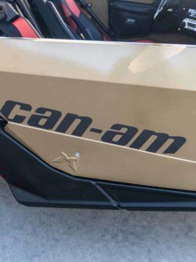 Can-am Maverick X3 Full Doors