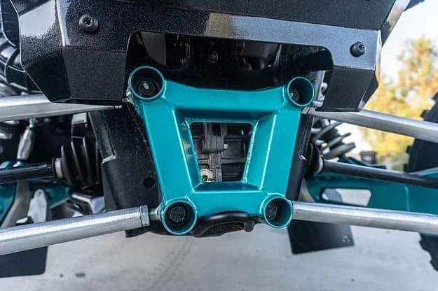 Polaris Rzr Xp Turbo S Straight Radius Rod Set