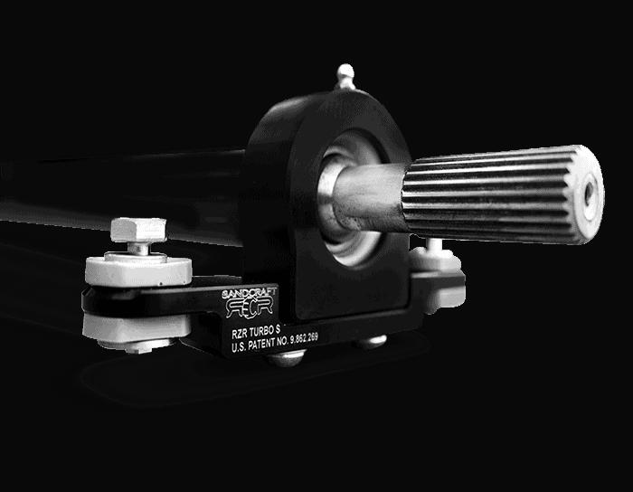 Polaris Rzr Rs1 Driveshaft & Carrier Bearing Kit