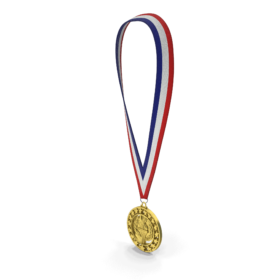C Cb Olympic Style Medal H K