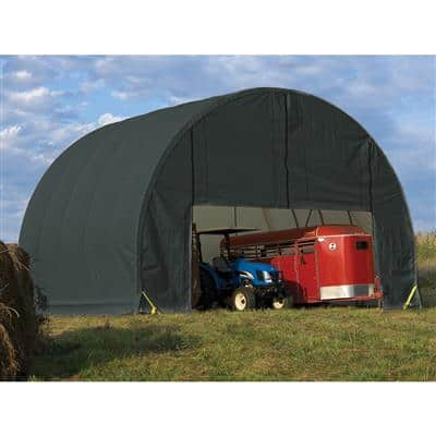 Sp Series Shelter, Round Series Building Kit.