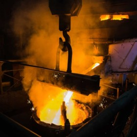 Cabba D Molten Steel Pouring Liquid Hot Metal Of Steel G Xdq Scaled Scaled