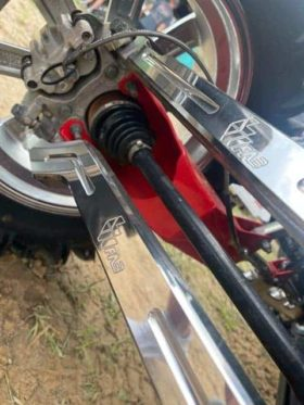 Polaris Rzr Pro Xp Radius Rod Set, High Clearance