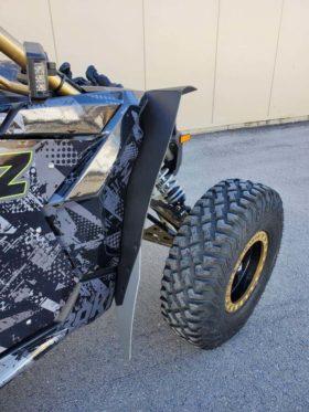 Can-am Maverick X3 Mud Flaps, Fender Extensions