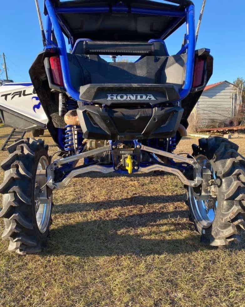 Honda Talon 1000x Hc Radius Rods