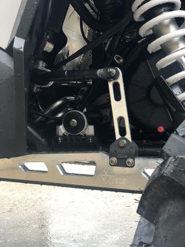 Polaris Rzr Pro Xp Solid Billet Trailing Arms