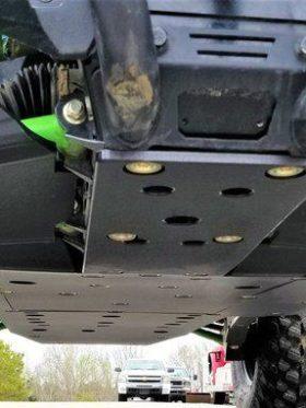 Kawasaki Krx 1000 Impact Front A-arm Guards