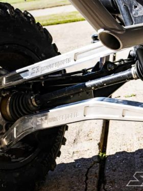 Polaris Rzr Pro Xp Hc Billet Lower Radius Rods