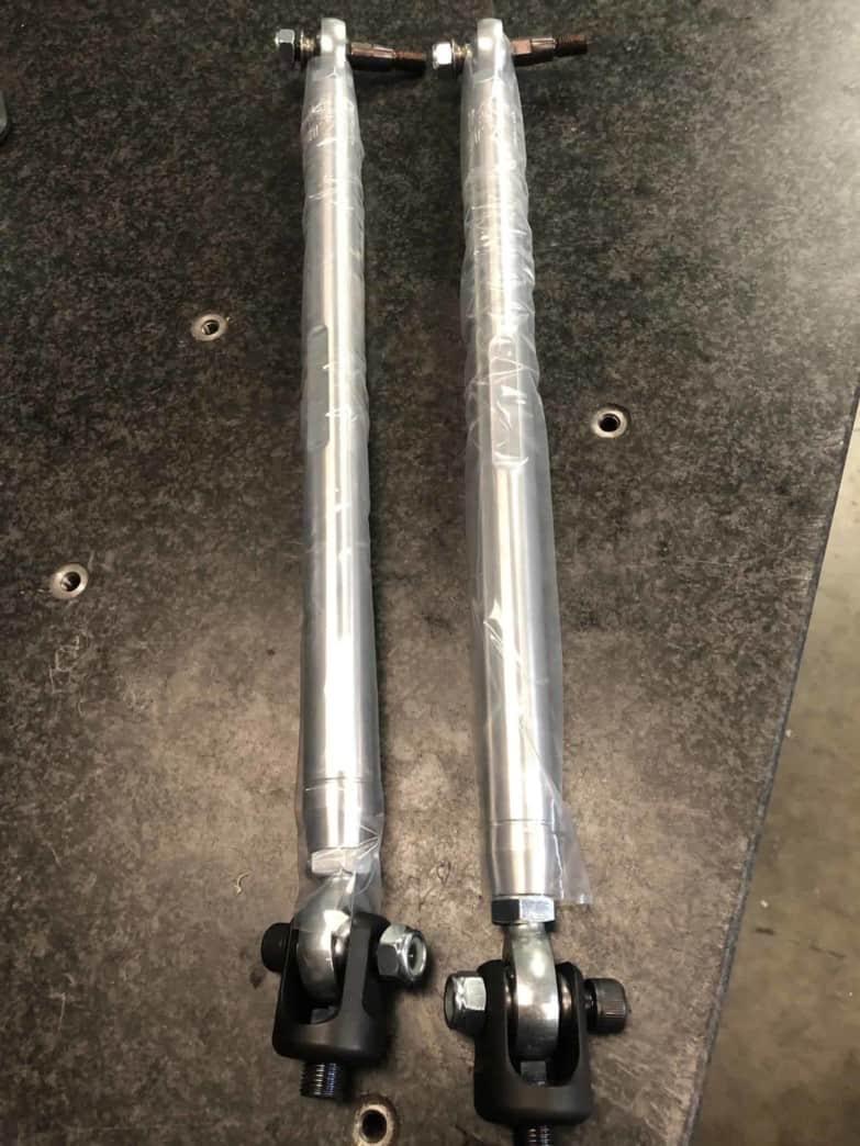Polaris Rzr Xp Turbo S Heim Style Tie Rods
