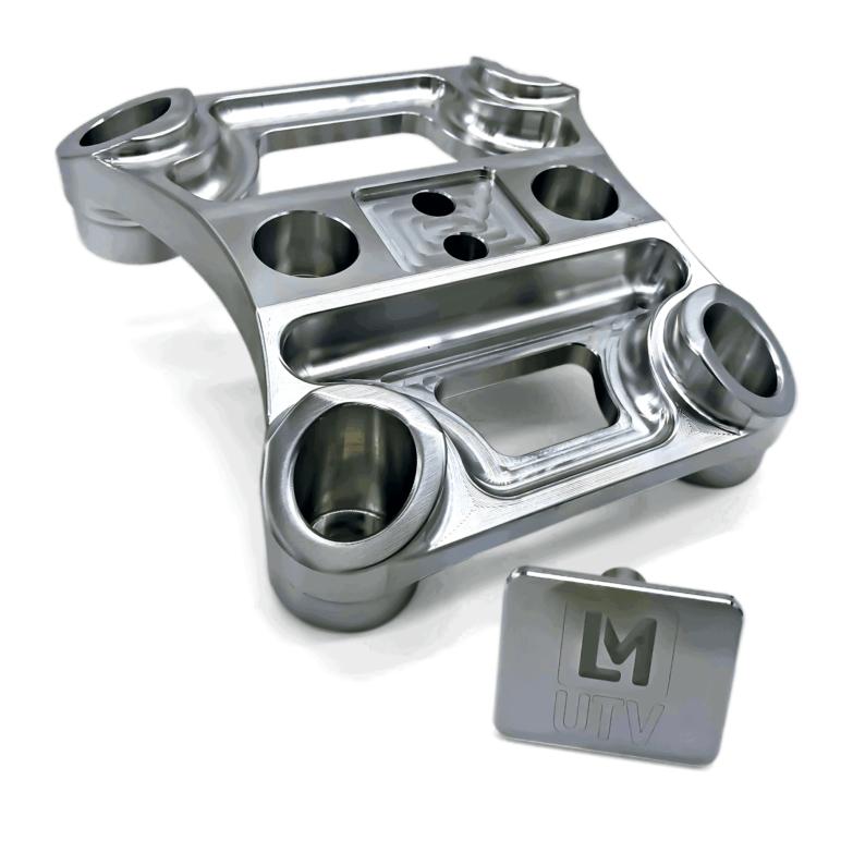 Can-am Maverick X3 Radius Rod Plate