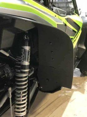 Honda Talon 1000 Wide Mud Flap Fender Extensions