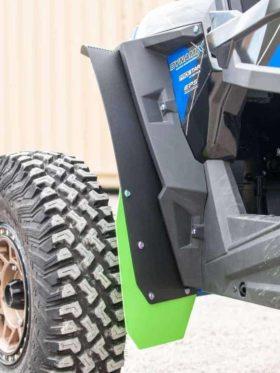 Polaris Rzr Xp Turbo S Mud Flap Fender Extensions