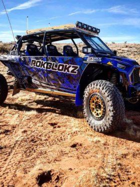 Polaris Rzr Xp Series Mud Flap Fender Extensions, Sport Max Edition