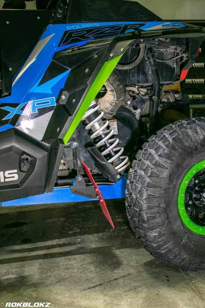 Polaris Rzr Xp Series Trailing Arm Guards