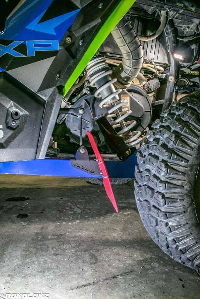 Polaris Rzr Xp Series Trailing Arm Guards